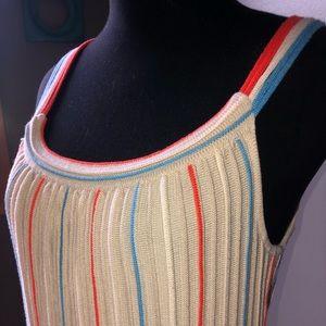 Fun dress with straps